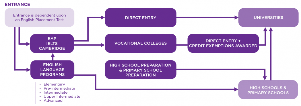 Smarter Pathway course diagram
